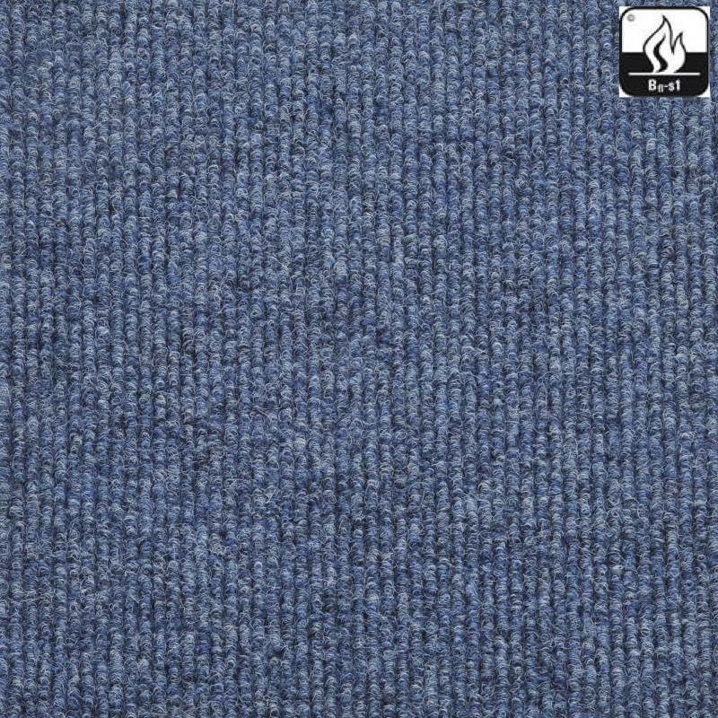 bangkok blau 100 x 100 cm 100x100 cm teppichfliesen bodenbelagswelt. Black Bedroom Furniture Sets. Home Design Ideas
