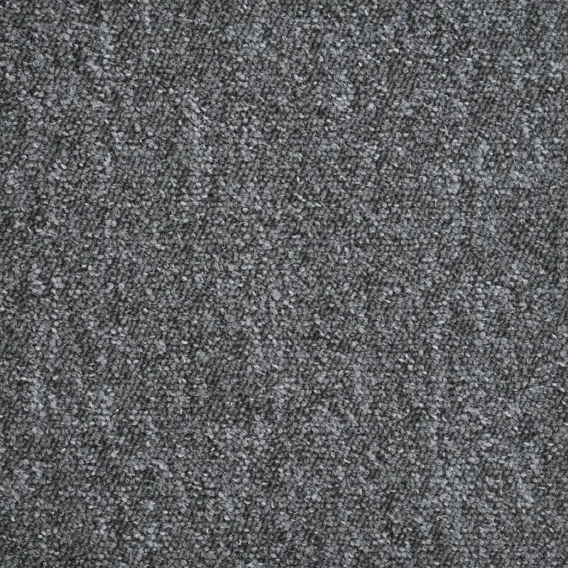 colorado dunkelgrau 100 x 200 cm 100x200 cm teppichfliesen bodenbelagswelt. Black Bedroom Furniture Sets. Home Design Ideas