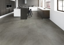 Design 330 Click 4,5 mm / 845 Dark Concrete / NS 0,3 mm / 30,31 x 60,72 cm